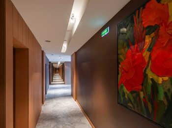Внешнее оформление коридоров